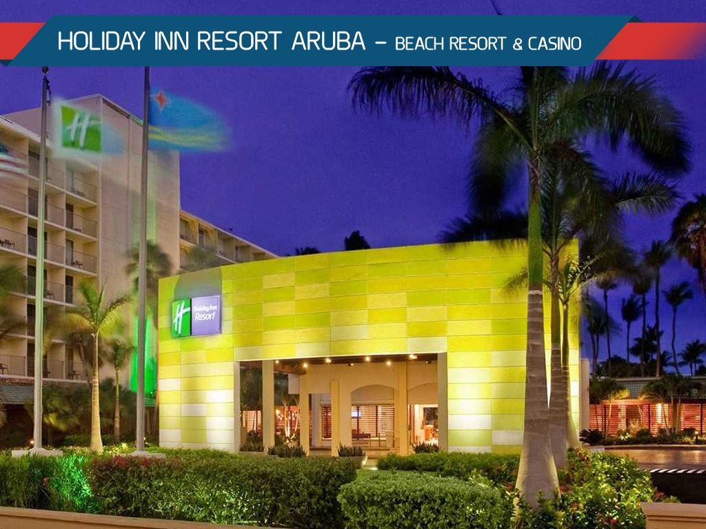 Holiday Inn Resort Aruba Beach Resort Casino