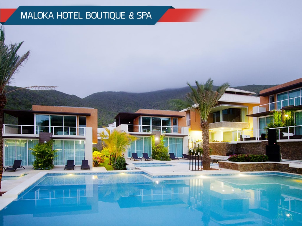 Maloka Hotel Boutique & Spa